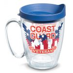 Coast Guard Veteran Mug